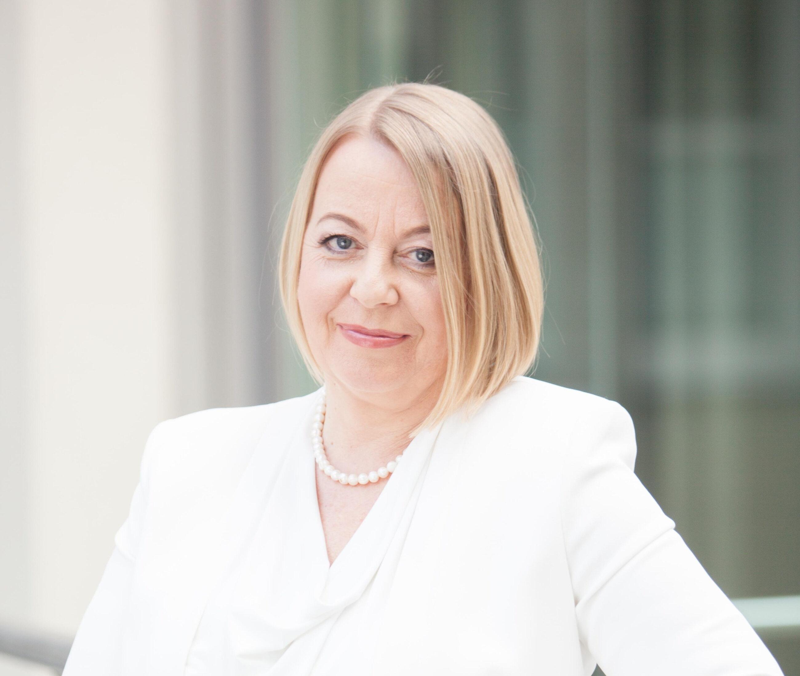 Małgorzata Oleszczuk, prezes Polskiej Agencji Rozwoju Przedsiębiorczości