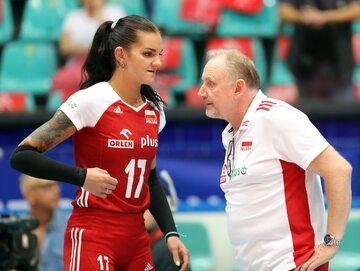 Malwina Smarzek i Jacek Nawrocki