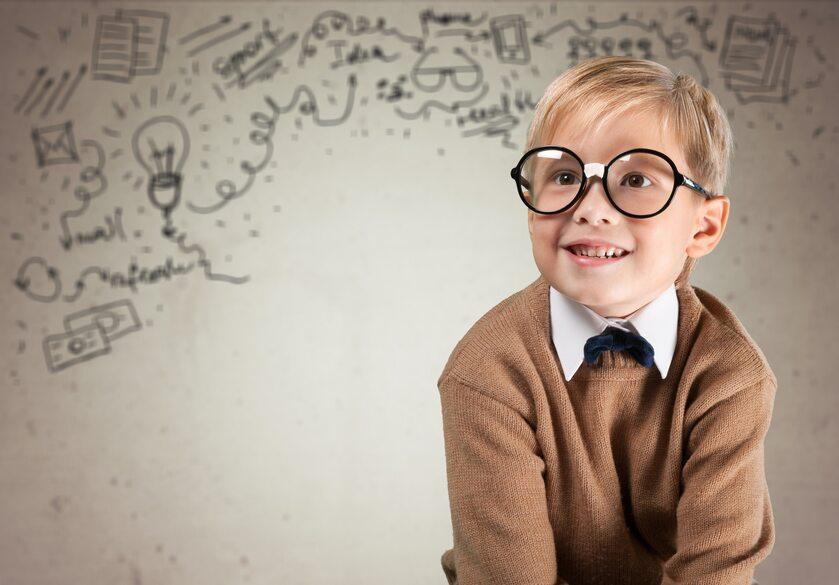 Mały geniusz