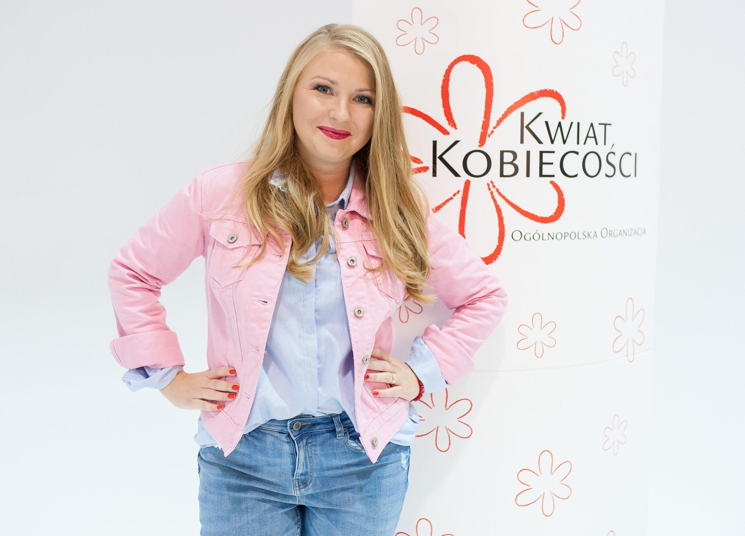Mama Ginekolog, czyli Nicole Sochacki-Wójcicka