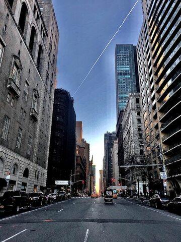 Manhattan 2020. Czas Zarazy