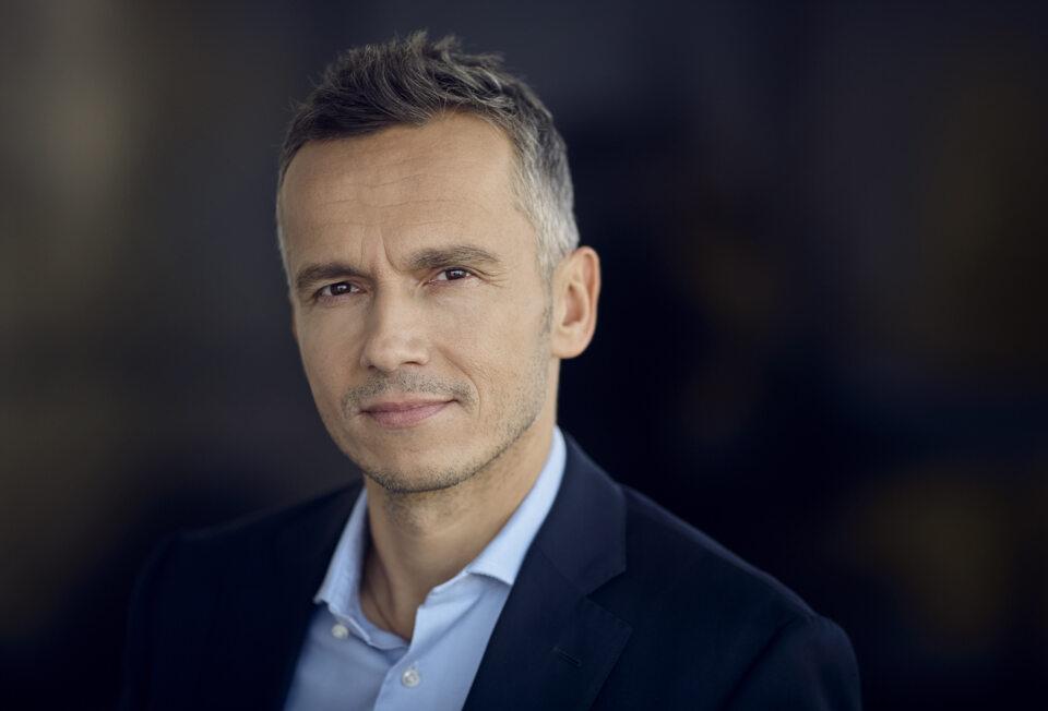 Marcin Dobrock, dyrektor zarządzający Mondelez Int. w Polsce i krajach bałtyckich