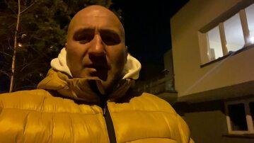Marcin Najman zapowiada walkę żuzlowców