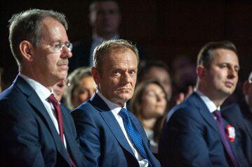 Marcin Pałys, Donald Tusk, Władysław Kosiniak-Kamysz