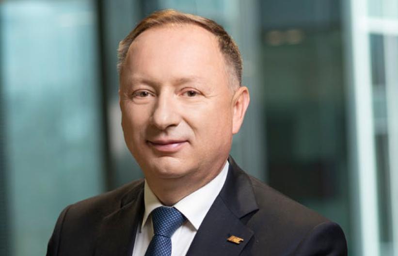 Marek Chraniuk, prezes PKP Intercity