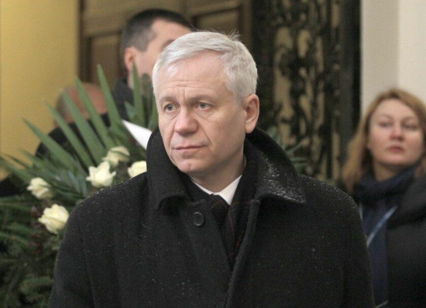 Marek Jurek, były marszałek Sejmu, obecnie europoseł