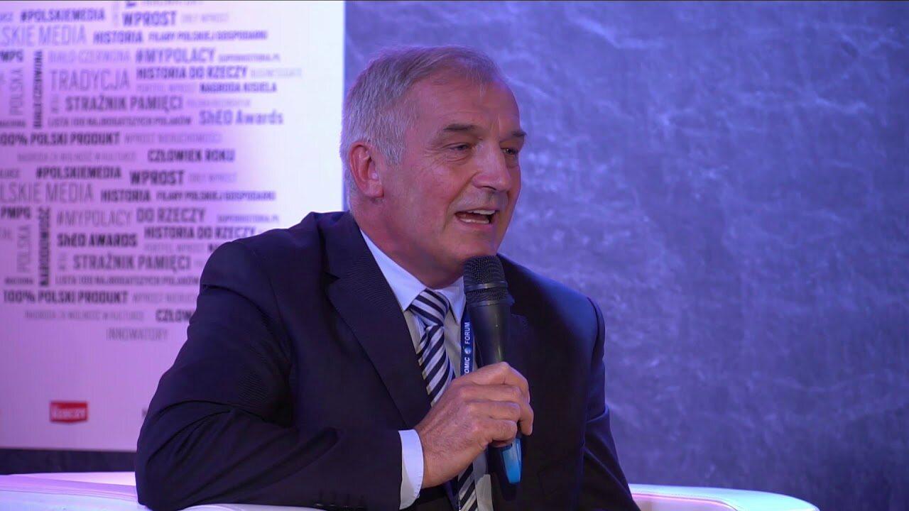 Marek Łuczak – Prezes Zarządu Syngenta
