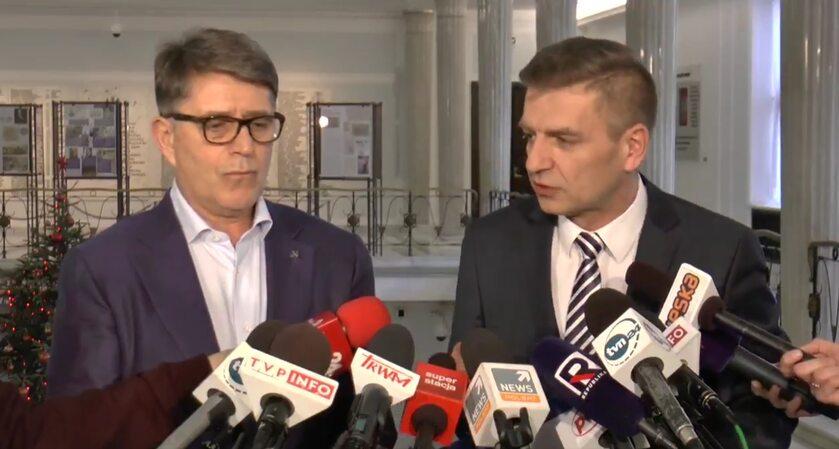 Marek Ruciński, Bartosz Arłukowicz
