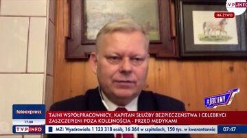 """Marek Suski w programie """"#Jedziemy"""""""