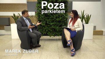 Marek Zuber - Ekonomista, #33 POZA PARKIETEM