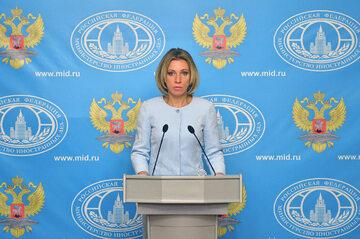 Maria Zacharowa, rzecznik MSZ Rosji