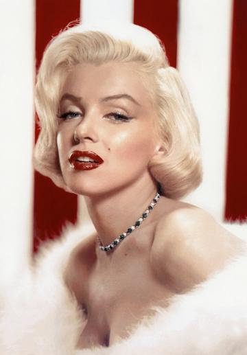 Marilyn Monroe w 1953 roku