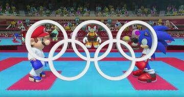 Mario i Sonic na olimpiadzie