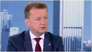 Mariusz Błaszczak w Kwadransie Politycznym