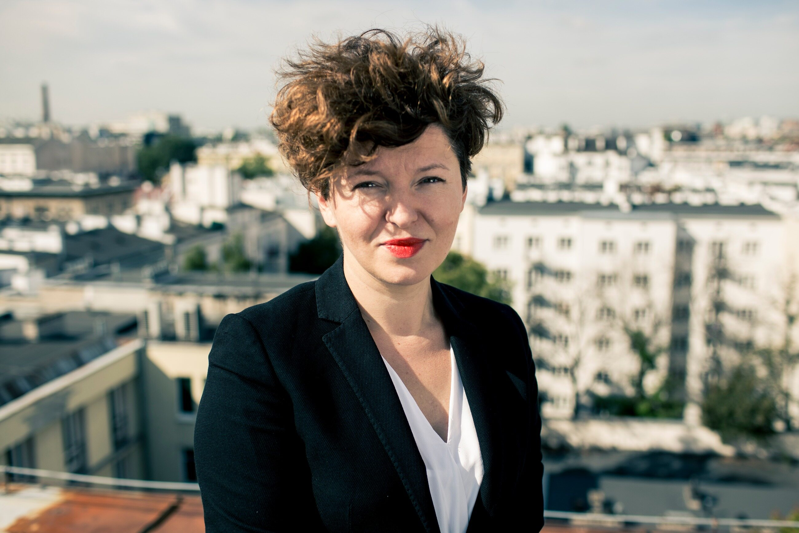 Marlena Happach, Architekt Miasta Stołecznego Warszawy