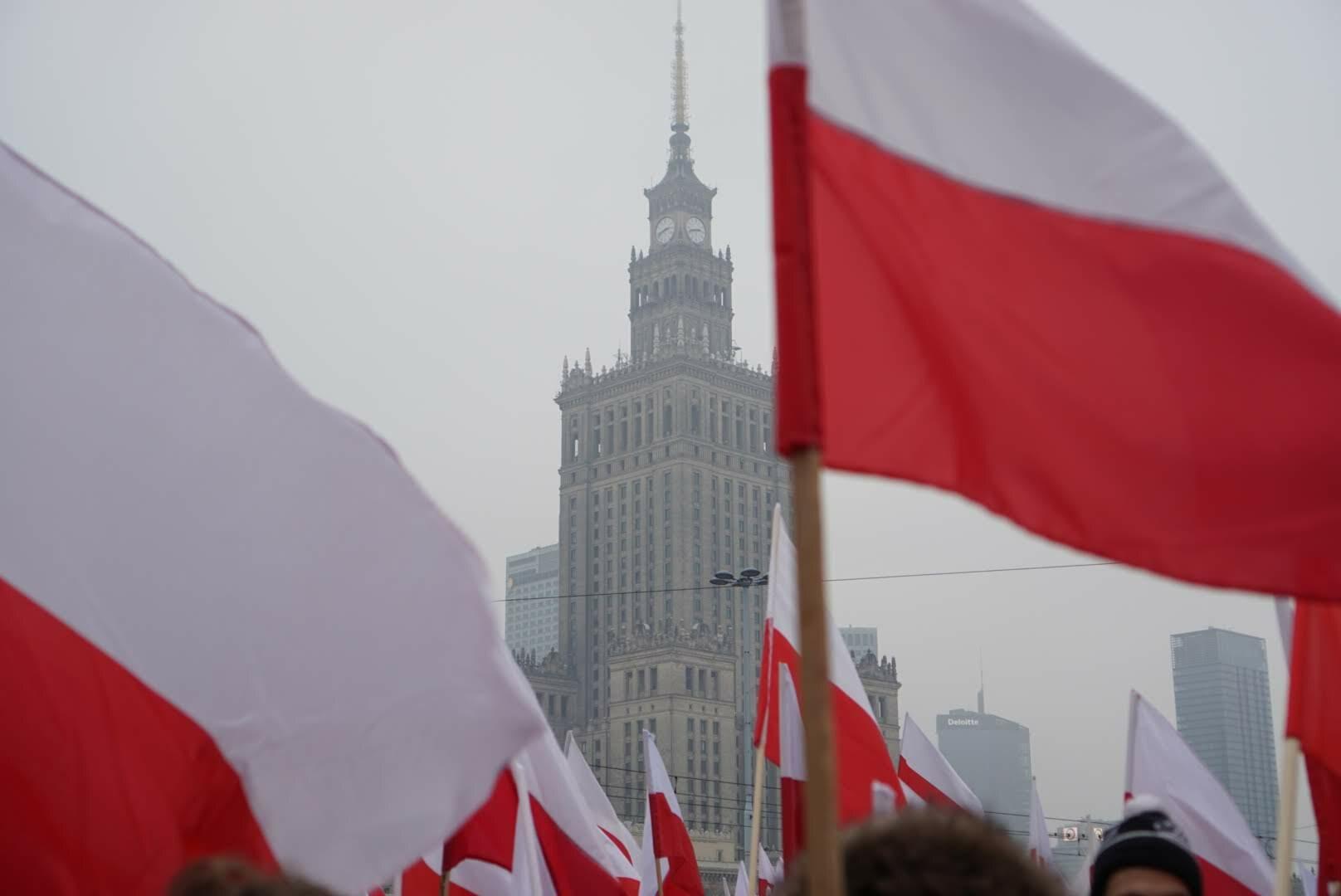 """Marsz """"Dla Ciebie Polsko"""""""