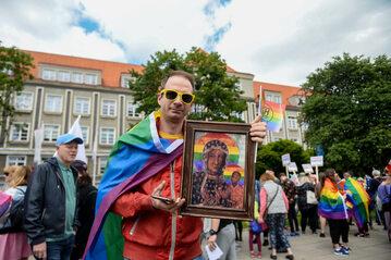 Marsz Równości w Toruniu
