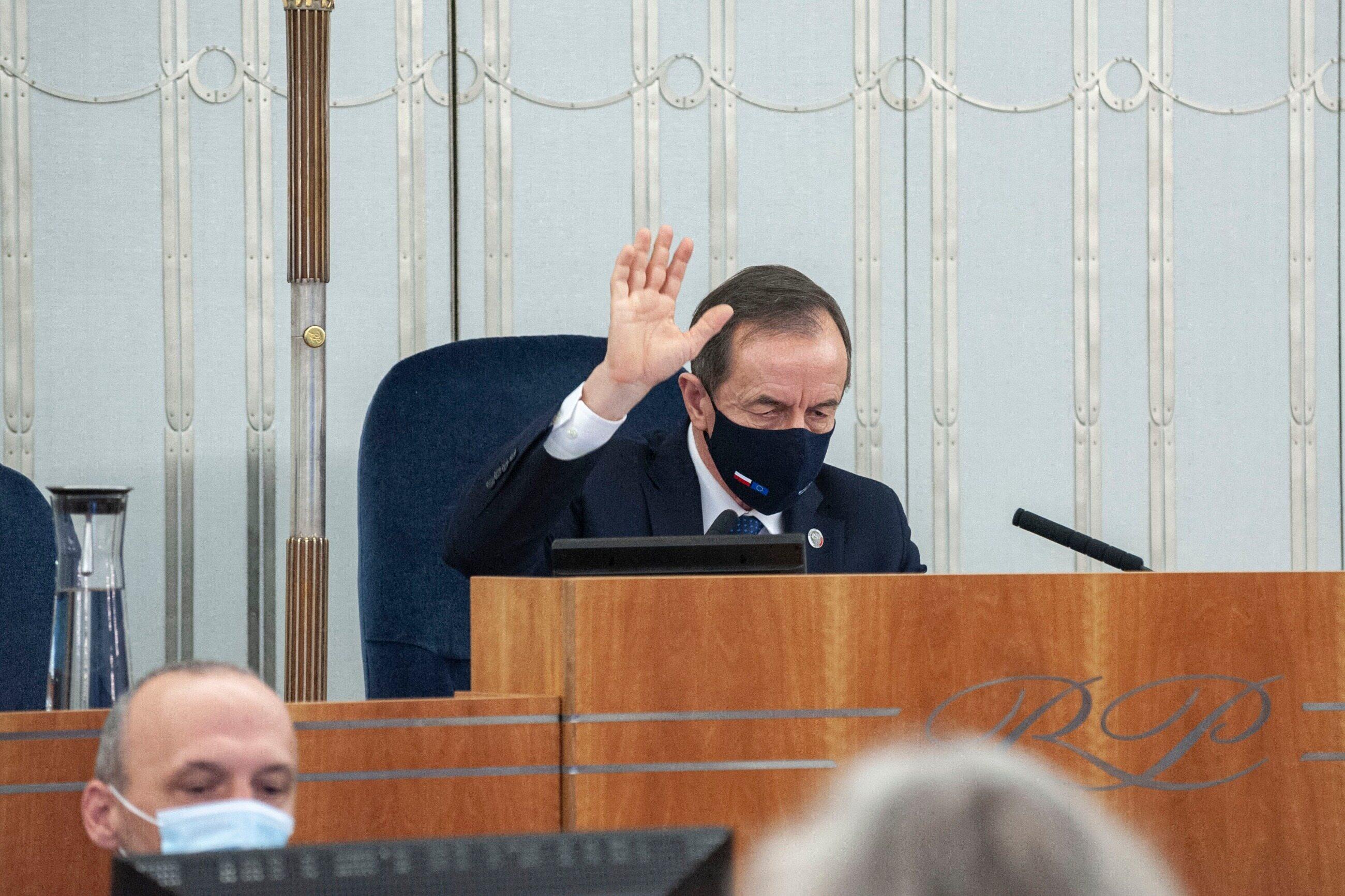 Marszałek Senatu, Tomasz Grodzki