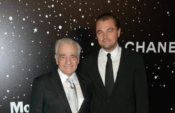 Martin Scorsese i Leonardo DiCaprio