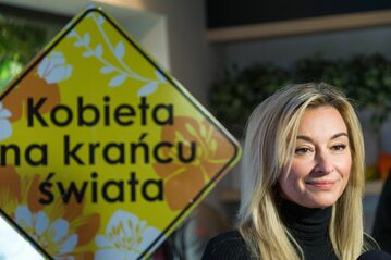 """Martyna Wojciechowska świętuje 10-lecie programu """"Kobieta na krańcu świata"""""""