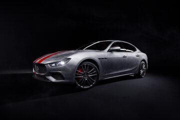 Maserati Ghibli Fuoriserie
