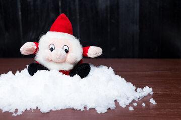 Maskotka św. Mikołaja