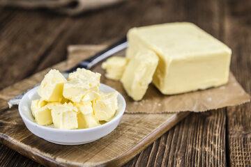 Masło, zdj. ilustracyjne