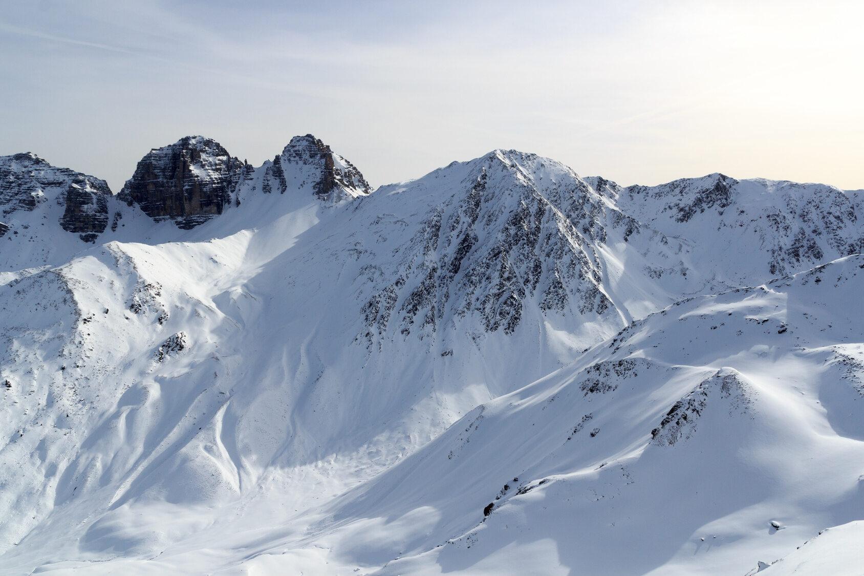 Masyw górski, zdjęcie ilustracyjne