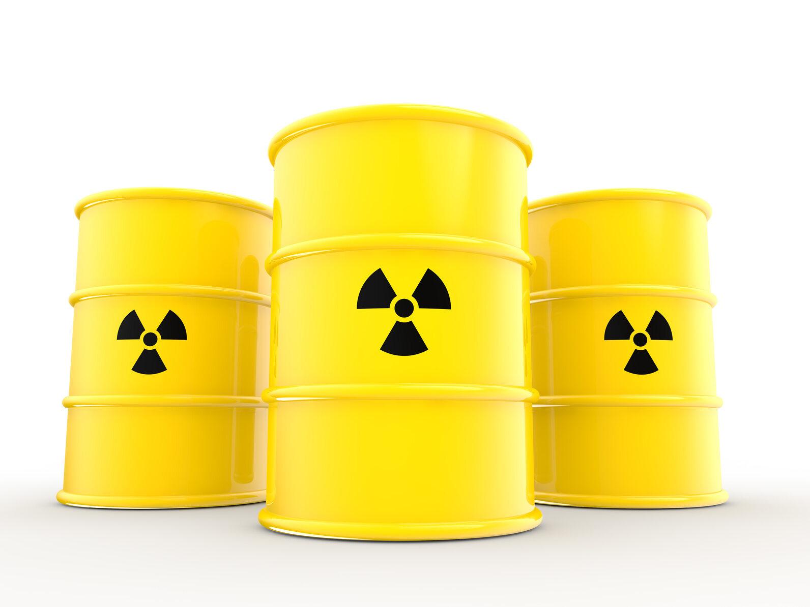 Materiały radioaktywne