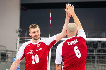 Mateusz Bieniek i Bartosz Kurek
