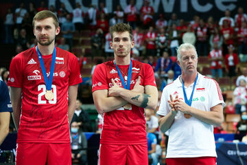 Mateusz Bieniek, Tomasz Fornal, Vital Heynen