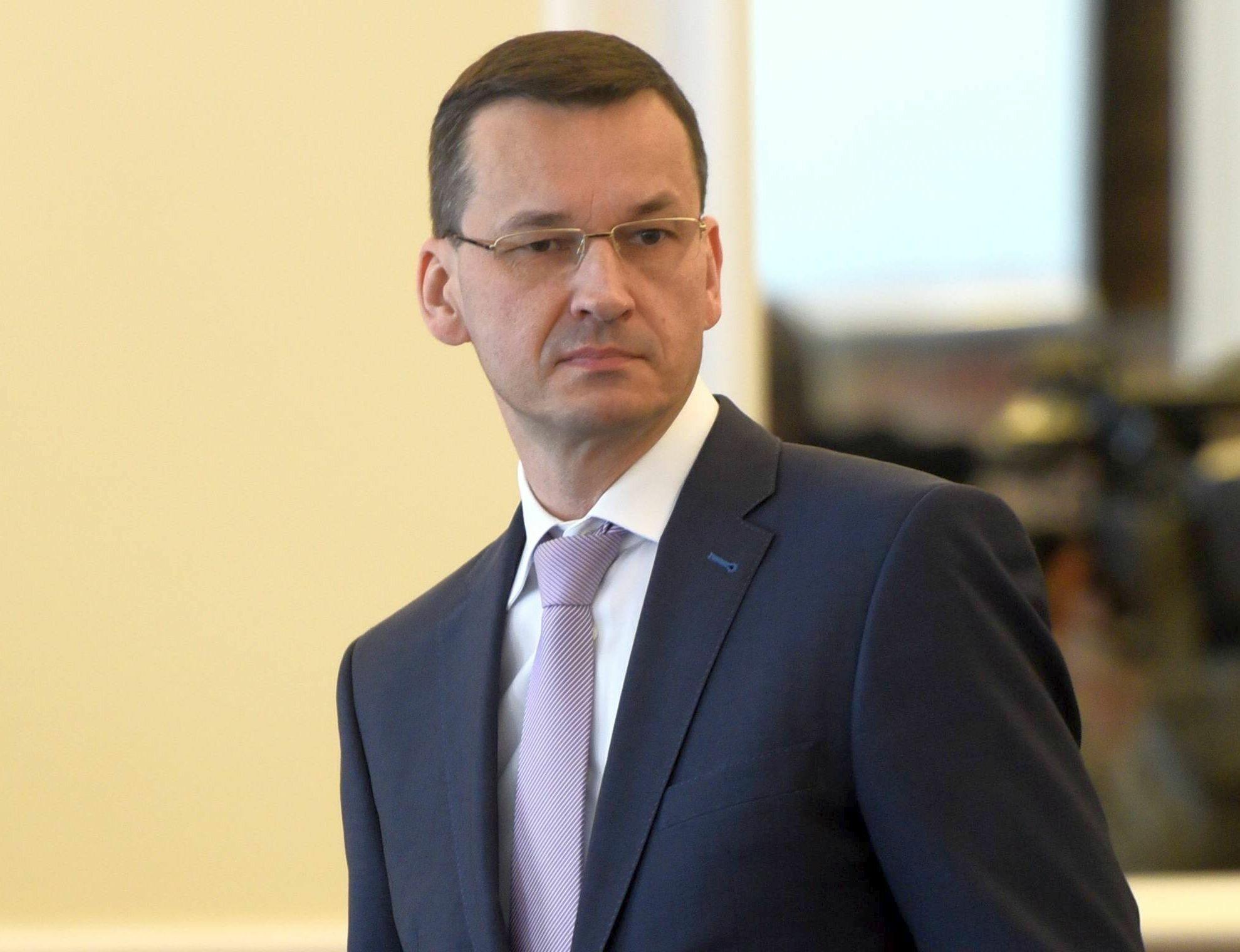 Mateusz Morawiecki, wicepremier, minister rozwoju oraz finansów