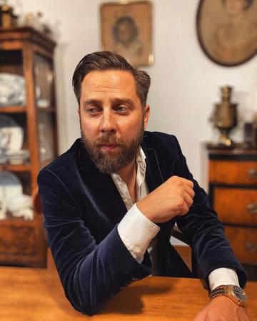 Mateusz Solik – Manager ds. Operacyjnych i komunikacji