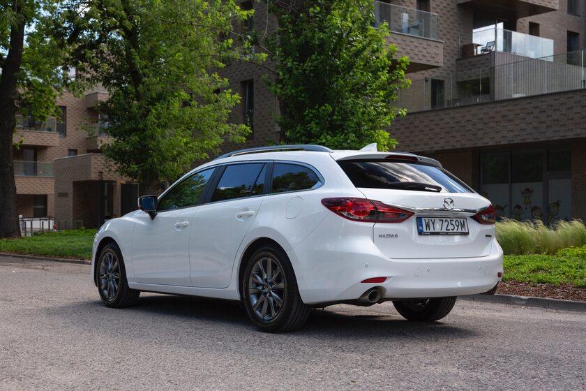 Mazda 6 Skyactiv-G 194 KM