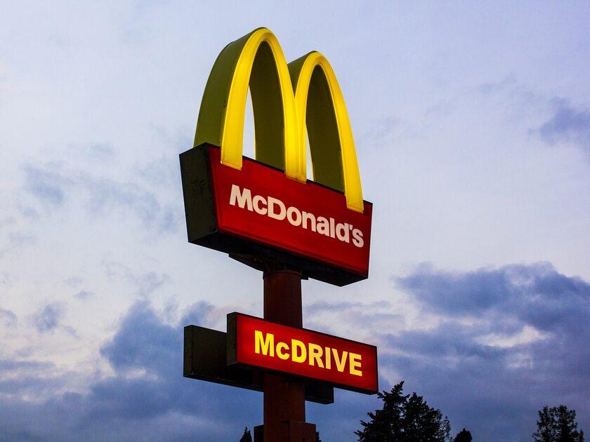 McDonald's – zdjęcie ilustracyjne