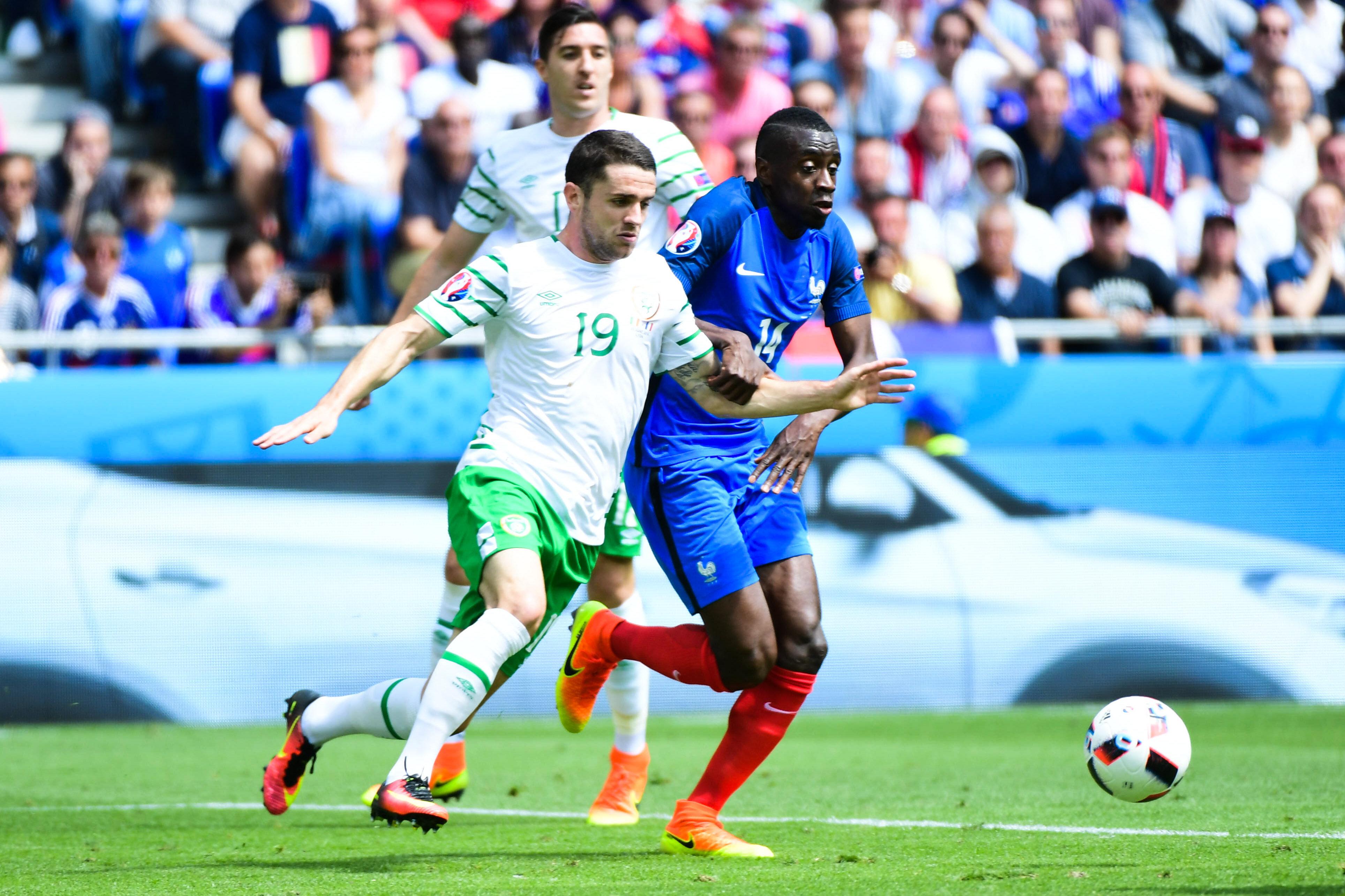 Mecz Francja - Irlandia