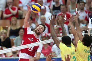 Mecz Polska - Brazylia
