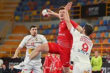 Mecz Polska-Hiszpania, mistrzostwa świata w piłce ręcznej w Egipcie