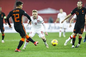 Mecz Polska-Holandia w Lidze Narodów
