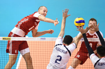 Mecz Polska - Iran