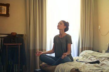Medytacja w domu