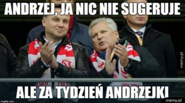 Mem na Andrzejki