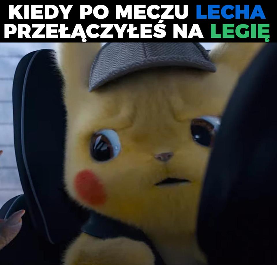 Mem po meczu Legii Warszawa z Qarabag Agdam