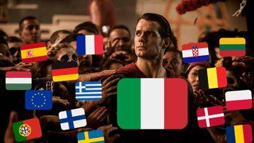 Mem przed finałem Euro 2020: Włochy - Anglia