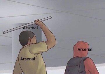 Mem z Arsenalu po przegranym półfinale Ligi Europy