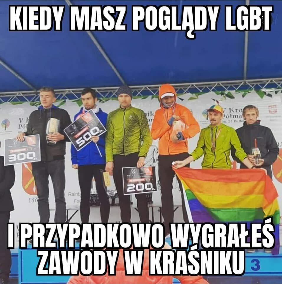 Mem z Kacprem Kąkolem