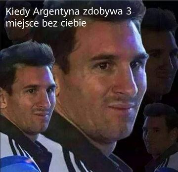 Mem z Leo Messim