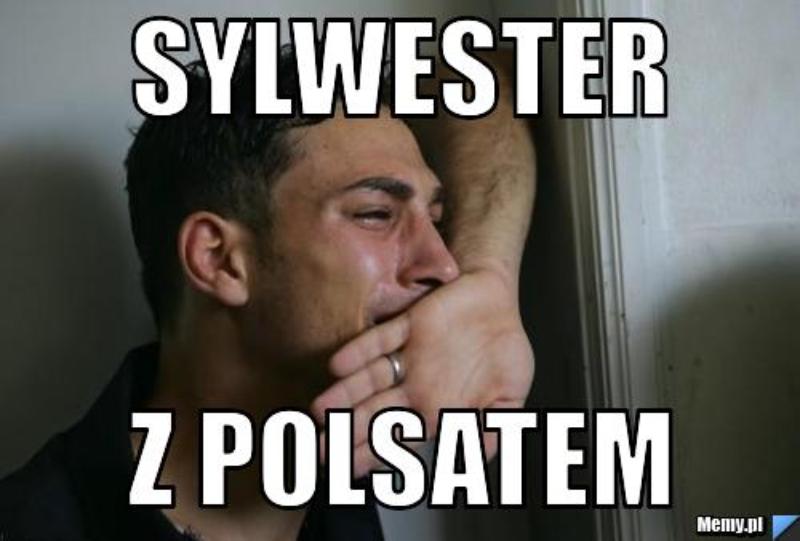 Mem z okazji Sylwestra