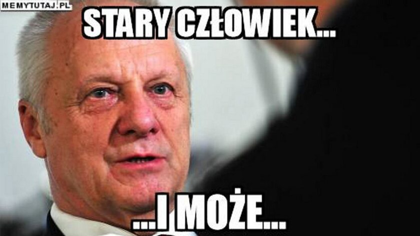 Mem ze Stefanem Niesiołowskim