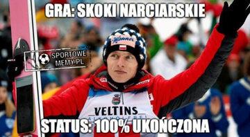 Mem związany ze skokami narciarskimi